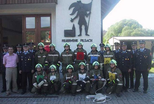 You are browsing images from the article: Freundschaft mit der Freiwilligen Feuerwehr Pilsach