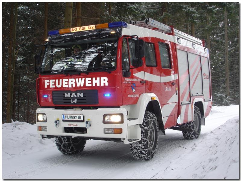 You are browsing images from the article: Löschfahrzeug mit Allradantrieb und Bergeausrüstung