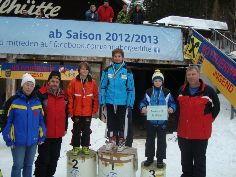 You are browsing images from the article: 10. Landesschi- und Snowboardbewerb der NÖ Feuerwehrjugend in Annaberg