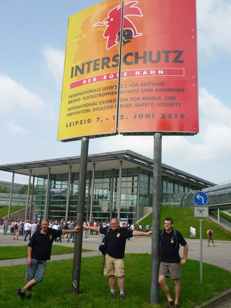 You are browsing images from the article: 09.06.2010 bis 12.06.2010 - Besuch der internationalen Feuerwehrmesse - Interschutz