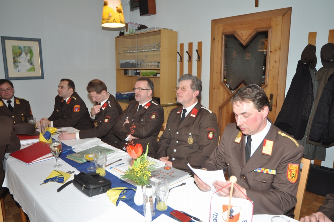 You are browsing images from the article: 29.01.2011 - Neues Feuerwehrkommando gewählt