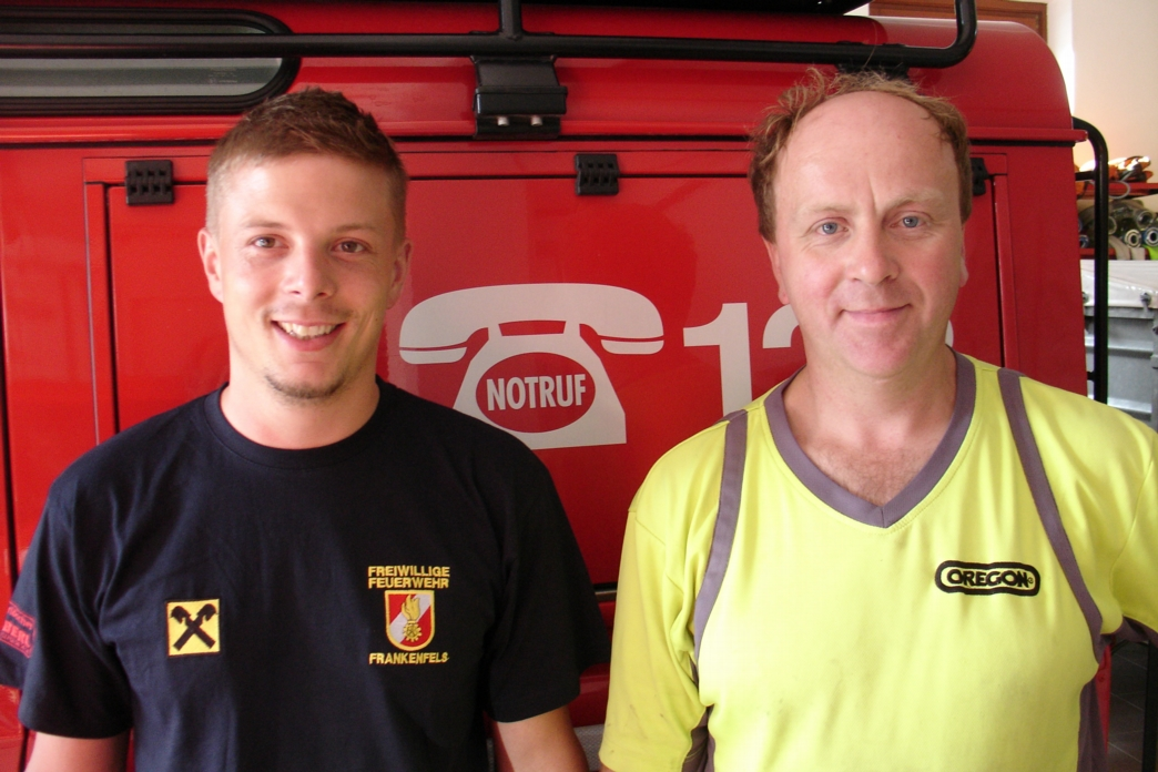 You are browsing images from the article: Herzlich Willkommen bei der Feuerwehr