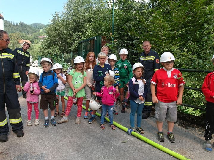 You are browsing images from the article: Kinder-Ferienprogramm bei der Feuerwehr