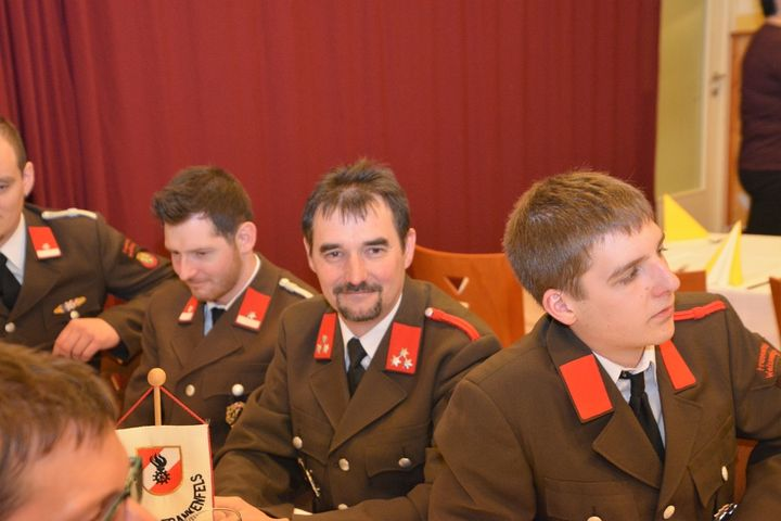 You are browsing images from the article: 134. Jahreshauptversammlung - Feuerwehr legt Bilanz