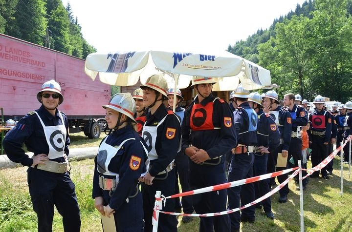You are browsing images from the article: Abschnittsfeuerwehrleistungsbewerbe in Schwarzenbach