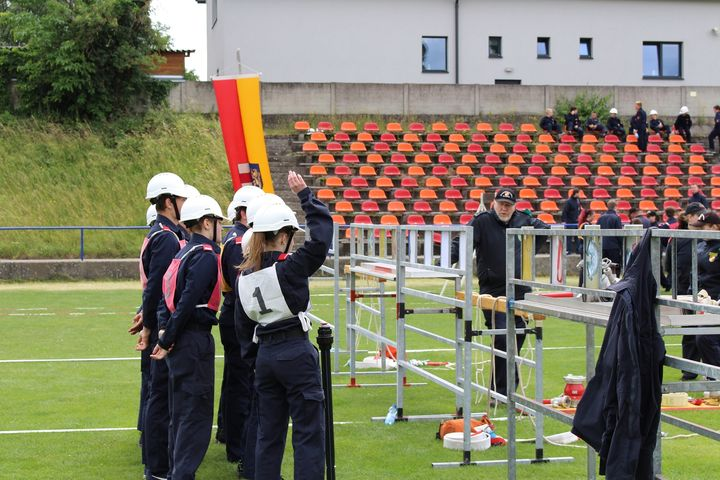 You are browsing images from the article: Vize-Bezirksmeistertitel für Frankenfelser Feuerwehrjugend