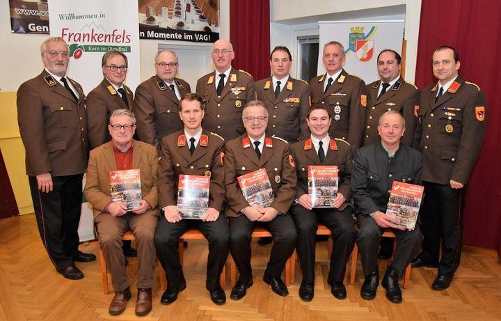 You are browsing images from the article: 136. Jahreshauptversammlung: Feuerwehr blickt auf ein einsatzreiches Jahr zurück