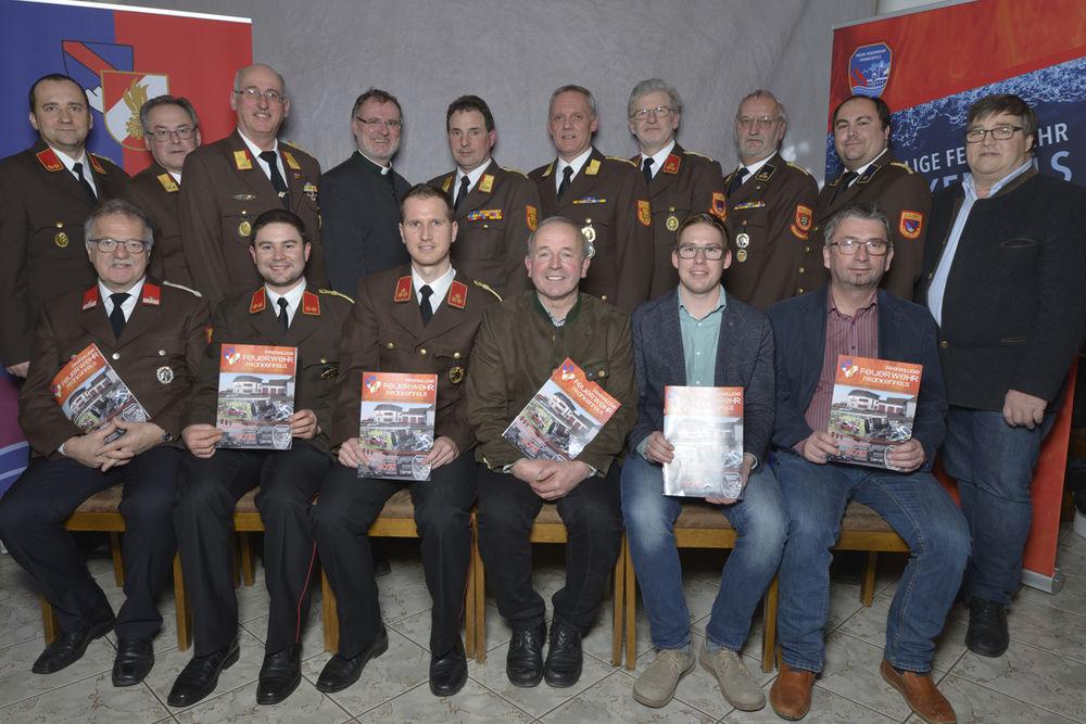 You are browsing images from the article: 137. Jahreshauptversammlung: Startschuss für den Feuerwehrhausneubau