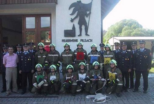 You are browsing images from the article: Freundschaft mit der Freiwilligen Feuerwehr Pilsach