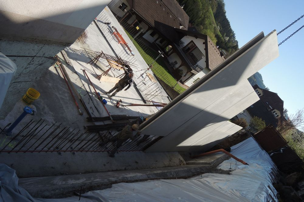 You are browsing images from the article: Feuerwehrhausbau geht trotz Coronakrise weiter