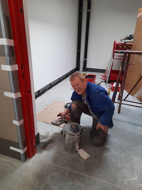 You are browsing images from the article: Bauarbeiten schreiten unter Einhaltung der Corona-Maßnahmen voran