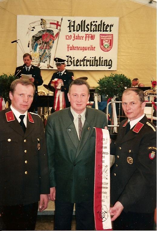 You are browsing images from the article: Patenschaft 'Marktgemeinde Frankenfels mit der Gemeinde Hollstadt'