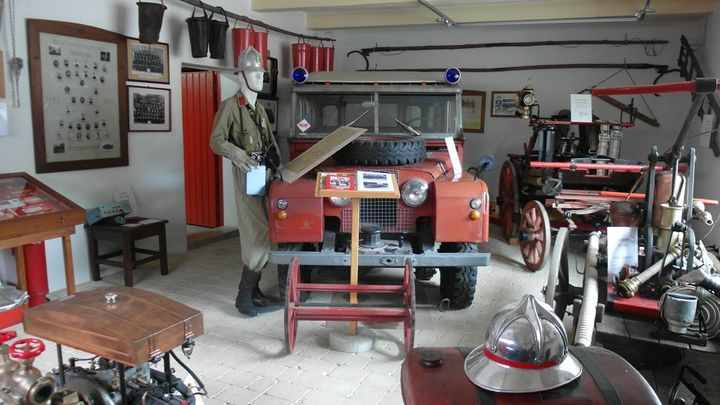 You are browsing images from the article: Feuerwehrmuseum
