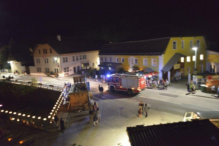 You are browsing images from the article: Dirndlkirtag 2017: Intensives Wochenende für die Feuerwehr