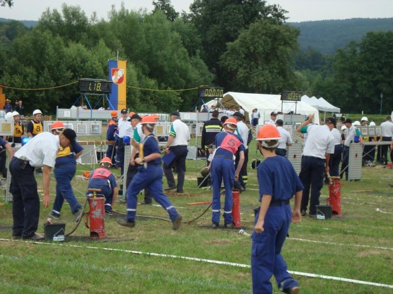 You are browsing images from the article: Landestreffen der NÖ Feuerwehrjugend in Klein Wolkersdorf