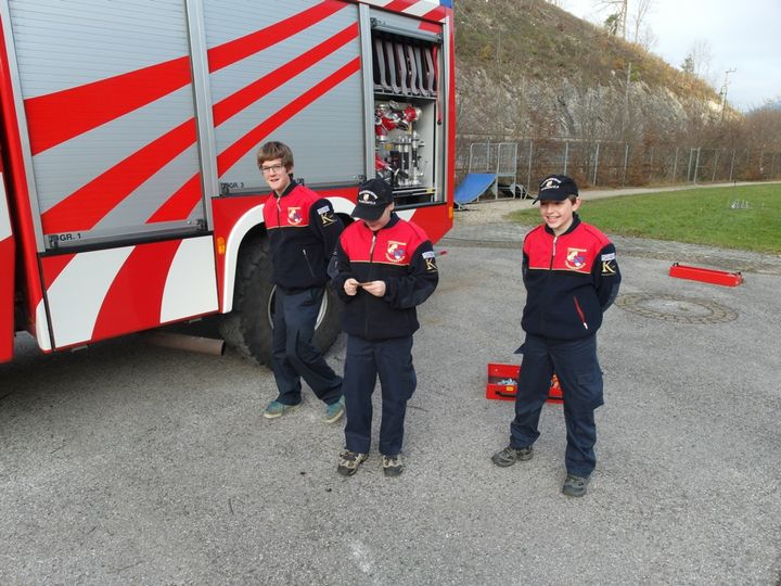 You are browsing images from the article: Wissensüberprüfung bei der Feuerwehrjugend