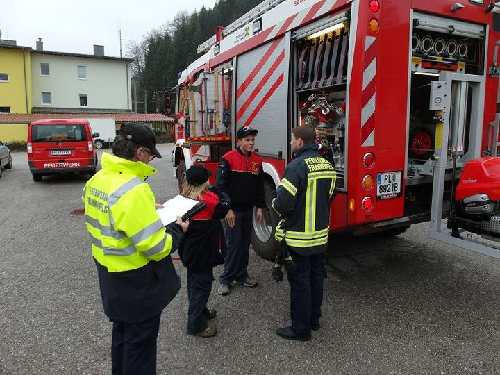 You are browsing images from the article: Erfolgskontrolle und Elternabend bei der Feuerwehrjugend