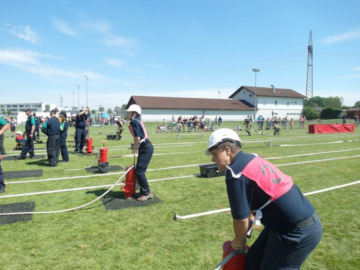 You are browsing images from the article: Landestreffen der NÖ Feuerwehrjugend in Amstetten