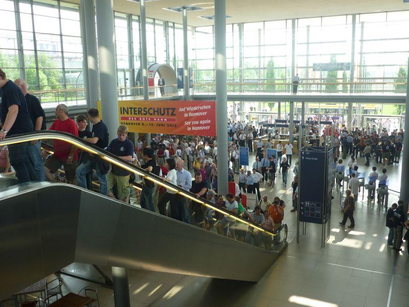 You are browsing images from the article: 09.06.2010 bis 12.06.2010 - Besuch der internationalen Feuerwehrmesse - Interschutz