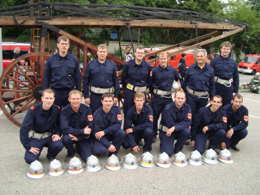 You are browsing images from the article: 02.07.2011 - Landesfeuerwehrleistungsbewerbe in Krems/Donau