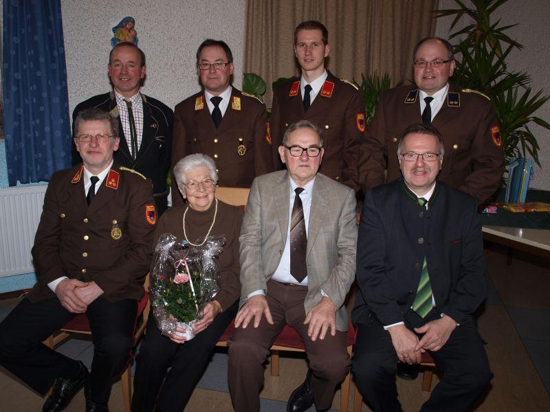 You are browsing images from the article: Ehrenlöschmeister Anton Gansch feierte 80. Geburtstag