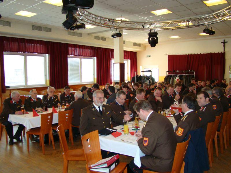 You are browsing images from the article: 129. Jahreshauptversammlung - Feuerwehr legt Bilanz