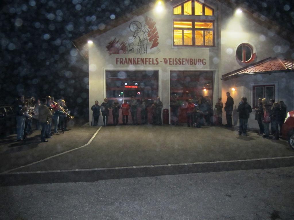 You are browsing images from the article: 17.11.2012 - Feier von Erwin Schindlegger anlässlich der Überreichung der Florianiplakette