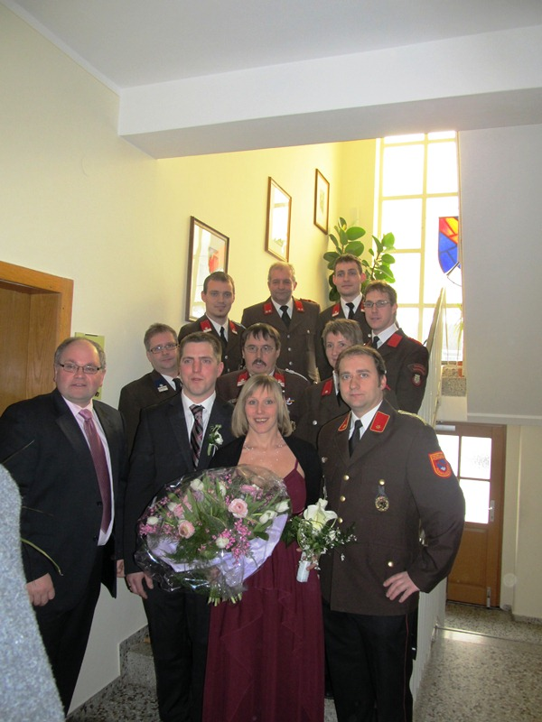 You are browsing images from the article: 26.01.2013 - Hochzeit von Andrea Klauser und HFM Gerhard Bernold