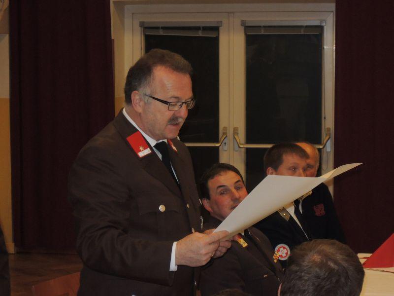 You are browsing images from the article: 130. Jahreshauptversammlung - Feuerwehr legte beeindruckende Bilanz