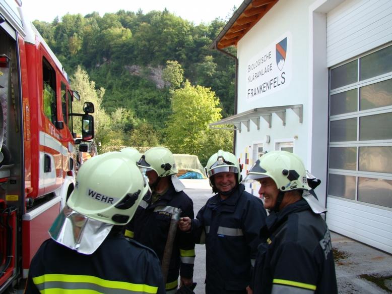 You are browsing images from the article: Ausbildungsvormittag: Gemeindebedienstete im Feuerwehrdienst