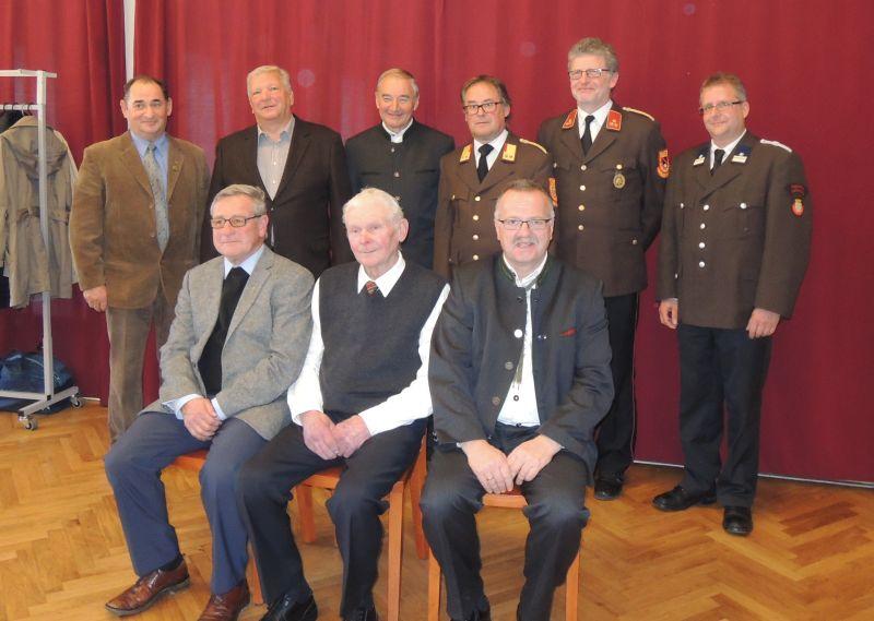 You are browsing images from the article: Johann Weissenbacher feierte seinen 80. Geburtstag