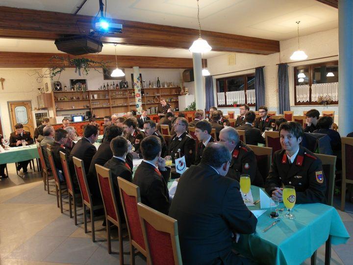 You are browsing images from the article: 132. Jahreshauptversammlung - Feuerwehr zog Bilanz