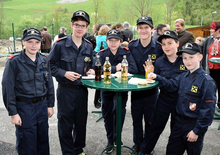 You are browsing images from the article: Florianifeier mit Eröffnung des Katastrophenschutzlagers