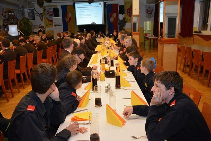 You are browsing images from the article: 133. Jahreshauptversammlung: Feuerwehrführung bei Wahl bestätigt