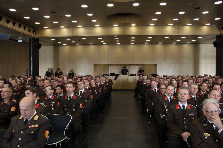 You are browsing images from the article: Neuwahl der Bezirks- und Abschnittsfeuerwehrkommandanten