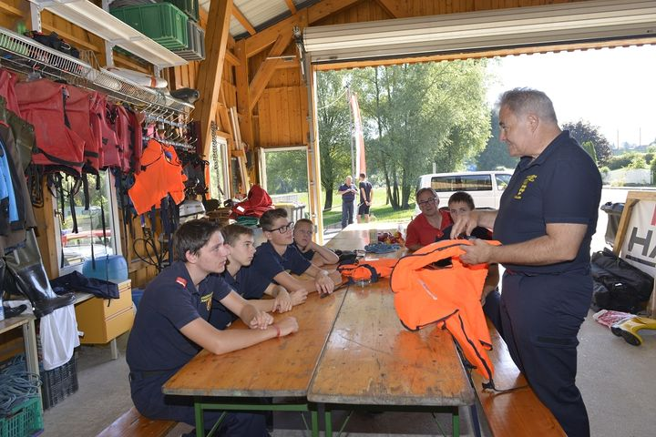 You are browsing images from the article: Feuerwehrjugend Sommercamp