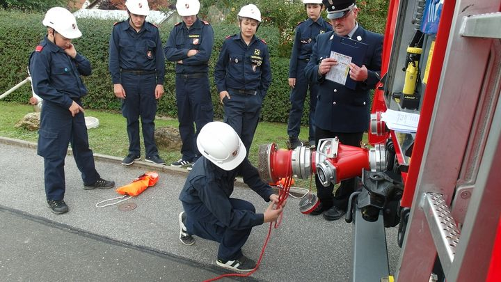 You are browsing images from the article: 40 Jahre Jugendfeuerwehr bei der Partnerfeuerwehr Pilsach in Bayern