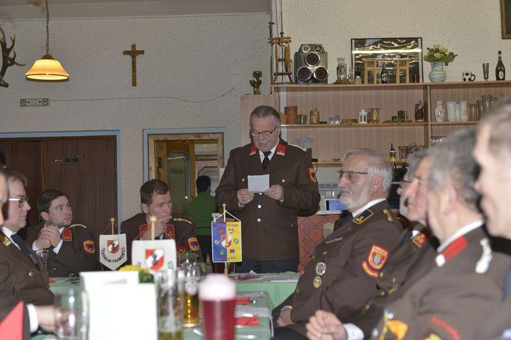 You are browsing images from the article: 135. Jahreshauptversammlung: Feuerwehr blickt auf ein einsatzreiches Jahr zurück