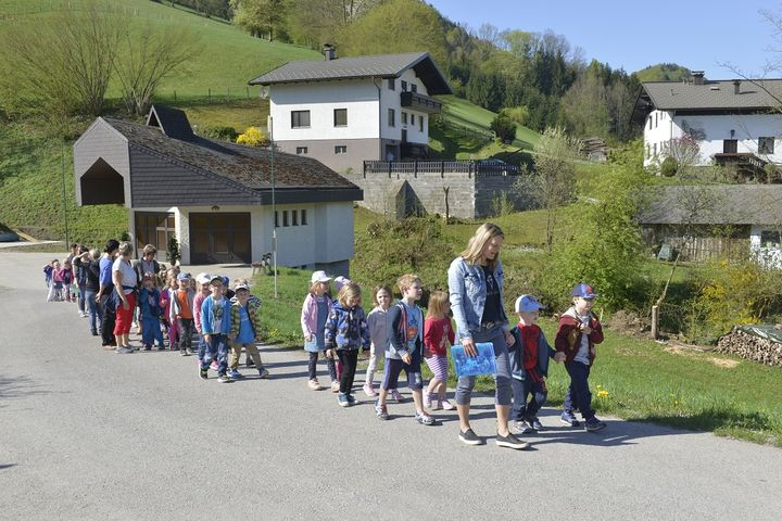 You are browsing images from the article: Räumungsübung im Kindergarten Frankenfels