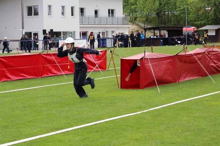 You are browsing images from the article: Vize-Bezirksmeistertitel für Frankenfelser Feuerwehrjugend