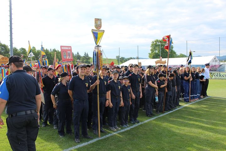 You are browsing images from the article: 47. Landestreffen der NÖ Feuerwehrjugend in Mank