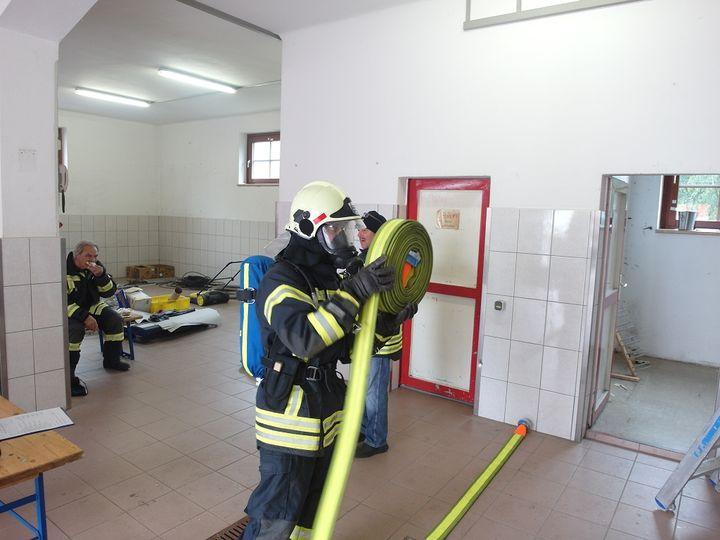 You are browsing images from the article: Jährliche Atemschutzüberprüfung - Finnentest