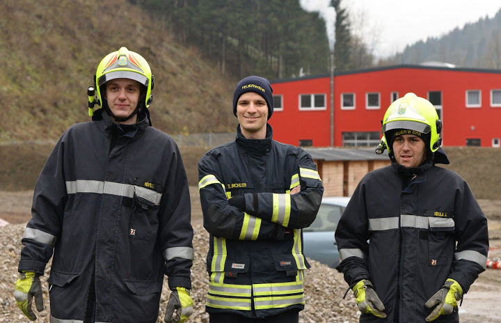 You are browsing images from the article: Einsatzmaschinistenausbildung
