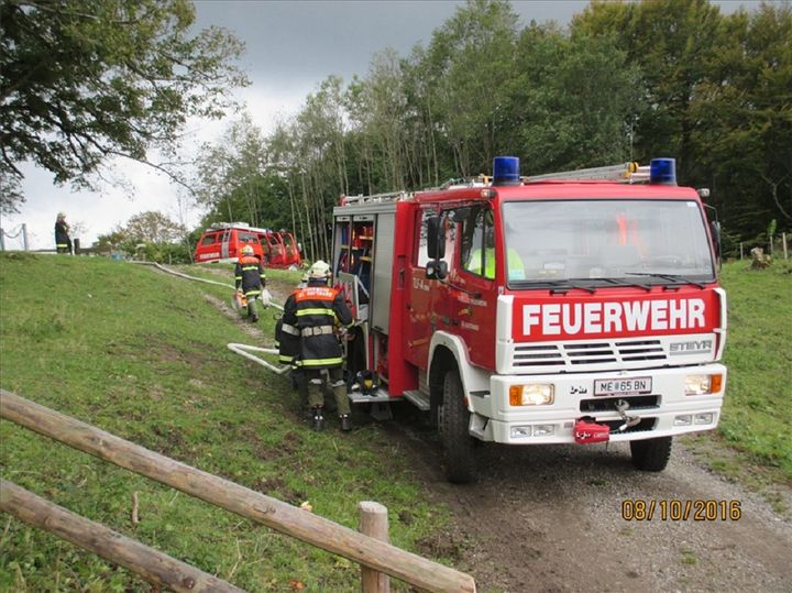 You are browsing images from the article: Bezirksübergreifende Feuerwehrübung