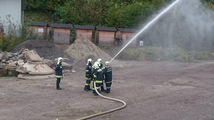 You are browsing images from the article: Truppmannausbildung vom Abschnitt Kirchberg/Pielach